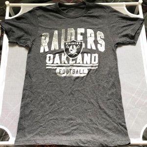 Tops - Oakland Raiders Football Shirt